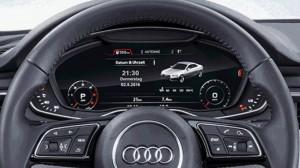 Приборная панель Audi A5Coupe