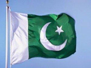 Флаг Пакистана. Фото Erum Khan101