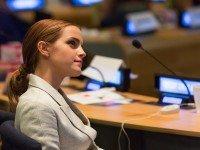 Эмма Уотсон. Фото UN Women (CC BY-NC-ND 2.0)