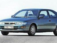 Toyota Corolla E100. Фото Toyota