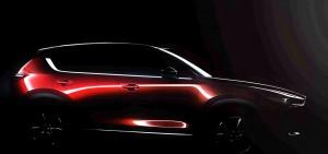 Тизер Mazda CX-5