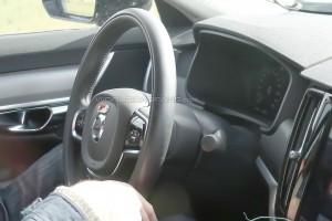 Интерьер Volvo XC60. Фото Worldcarfans