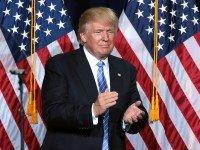 Дональд Трамп. Фото Gage Skidmore