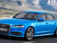 Audi A6. Фото Audi