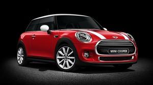 Mini Cooper. Фото Mini