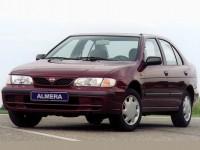 Nissan Almera N15. Фото Nissan