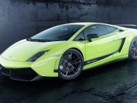 Lamborghini Gallardo. Фото Lamborghini