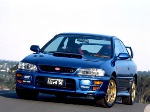 Subaru Impreza WRX STI. Фото Subaru