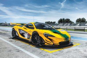 McLaren P1 GTR. Фото McLaren