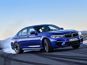 BMW M5 2018. Фото BMW