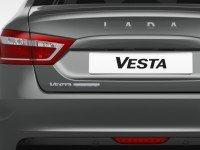 Lada Vesta Exclusive. Фото «АвтоВАЗ»