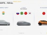 Новинки компании Renault. Фото Renault
