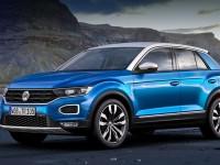 Volkswagen T-Roc. Фото Volkswagen