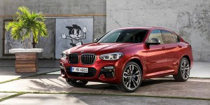 BMW X4. Фото BMW