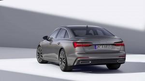 Audi A6 Sedan. Фото Audi