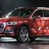 Audi Q5L. Фото Autohome