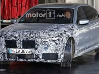 BMW 7-Series. Фото Motor1