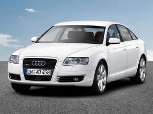 Audi A6 c6. Фото Audi