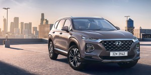 Hyundai Santa Fe 2019. Фото Hyundai