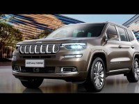 Jeep Grand Commander. Фото Jeep