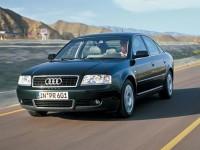 Audi A6 C5. Фото Audi