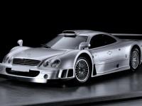 Mercedes-AMG CLK GTR. Фото Mercedes