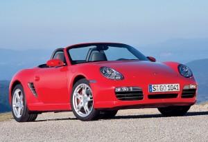 2005 Porsche Boxster S. Фото Porsche