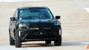 Venucia SUV. Фото autohome
