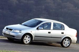Opel Astra G. Фото Opel