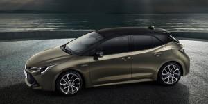 Toyota Auris Hybrid. Фото Toyota