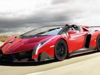 Lamborghini Veneno. Фото Lamborghini