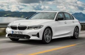 BMW 3-Series 2019.  Фото BMW
