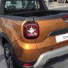 Dacia Duster Pickup. Фото  Romturingia