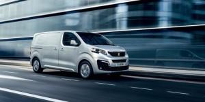 Peugeot Expert. Фото Peugeot
