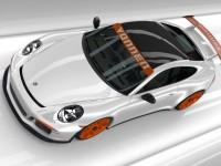 Porsche от Vonnen. Фото Vonnen