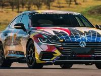 Volkswagen Artheon. Фото Volkswagen