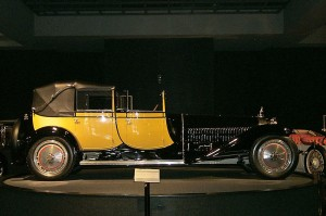 Bugatti Berline. Фото Craig Howell