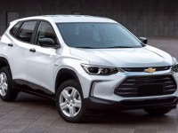 Chevrolet Tracker. Фото autohome