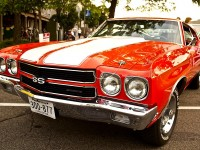 Chevrolet Chevelle SS. Фото Matt Demay