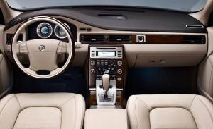 Volvo S80 interrior. Фото Volvo