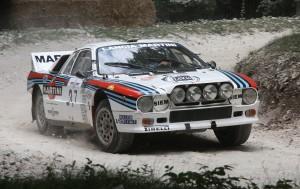 Lancia 037. Фото Brian Snelson