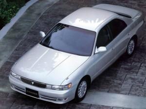 Toyota Chaser. Фото  Toyota