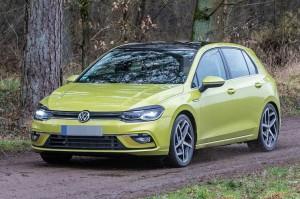 Volkswagen Golf. Фото autoexpress