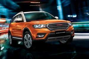 Haval H6 Coupe. Фото Haval