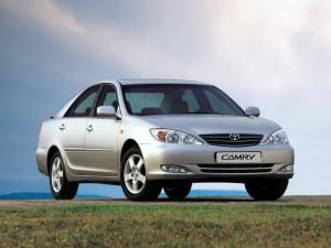 Toyota Camry 30. Фото Toyota