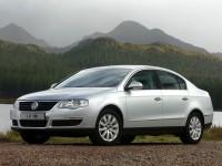 Volkswagen Passat B6. Фото Volkswagen