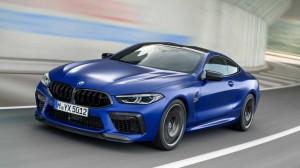 BMW M8. Фото BMW