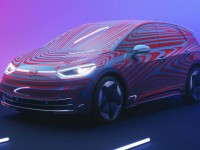 Volkswagen ID 3. Фото VW