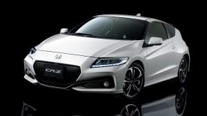 Honda CR-Z. Фото Honda