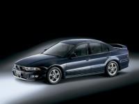 Mitsubishi Galant VR-4. Фото Mitsubishi